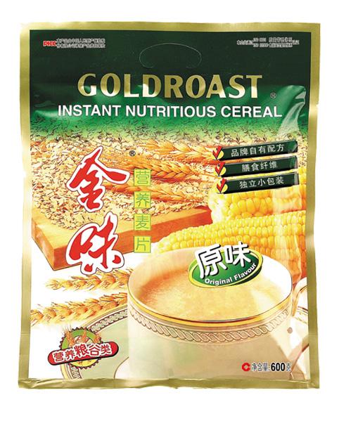 金味营养麦片(原味)