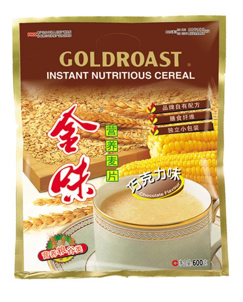 金味营养麦片(巧克力味)