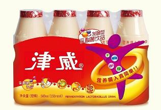 津威-乳酸菌饮料